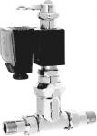 Franke Magnet-Selbstschlussventil DN 15 für elektronisch gesteuerter Wasserabgabe