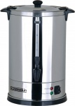 Casselin Kaffeemaschine 15 l - aus Edelstahl - Anti-Brand - 1650W
