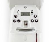 LCD - Duftspender in Weiss - 270ml und flexibel programmierbar