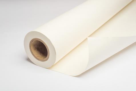 hochwertiges Schnittpapier cremefarben