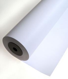 Schnittpapier 10m Rolle weiß, 120g/m², Breite 90cm