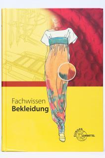 Buch Fachwissen Bekleidung