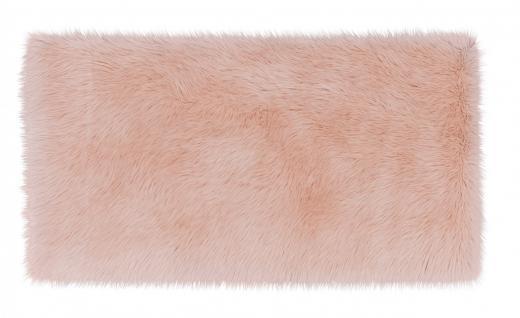 Rosa fell teppich  Teppiche Aus Fell günstig online kaufen bei Yatego