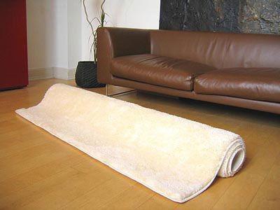 hochflor shaggy teppich palace creme in 24 gr en kaufen bei teppichversand24. Black Bedroom Furniture Sets. Home Design Ideas