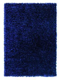 Teppich Hochflor Shaggy Schöner Wohnen Feeling Blau - SONDERANGEBOT