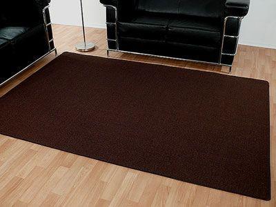 Teppich dunkelbraun  Dunkelbraun Teppich online bestellen bei Yatego