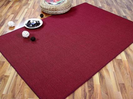 sisal natur teppich dekowe burgund in 24 gr en kaufen. Black Bedroom Furniture Sets. Home Design Ideas