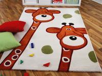 Kinder Spiel Teppich Paradiso Giraffen - ABVERKAUF - STARK REDUZIERT