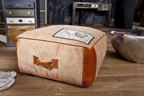 sitzkissen leder braun online bestellen bei yatego. Black Bedroom Furniture Sets. Home Design Ideas