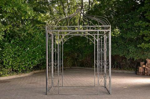 pin pergola aus gusseisen on pinterest. Black Bedroom Furniture Sets. Home Design Ideas