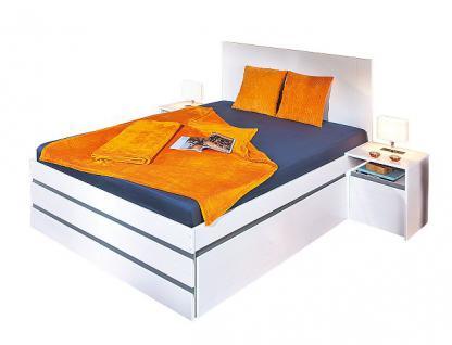 Bett kinderbett ausziehbar 2 schlafm glichkeit massivholz for Bett ausziehbar doppelbett