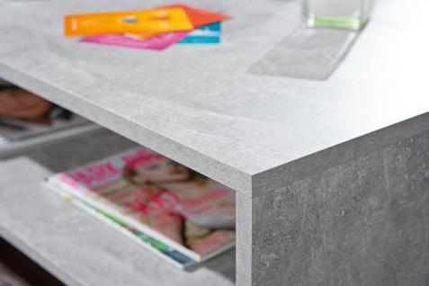 couchtisch betonoptik hellgrau l brain 5 1 kaufen bei eh m bel. Black Bedroom Furniture Sets. Home Design Ideas