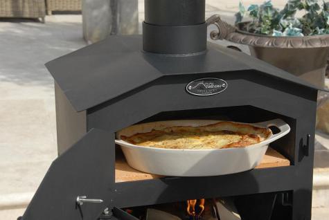 holzbackofen pizzaofen thermometer fk flamfour 1 kaufen bei eh m bel. Black Bedroom Furniture Sets. Home Design Ideas