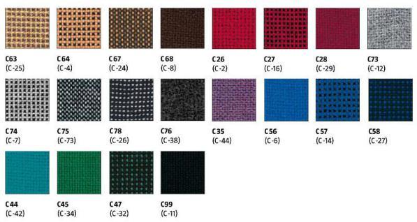 Bürostuhl Drehstuhl höhenverstellbar 20 Farben NS-Dallas - Vorschau 2