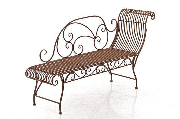 recamiere metall 5 farben cl karo kaufen bei eh m bel. Black Bedroom Furniture Sets. Home Design Ideas