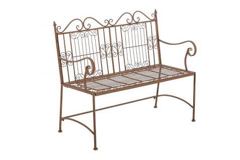 metall gartenbank g nstig online kaufen bei yatego. Black Bedroom Furniture Sets. Home Design Ideas