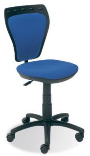Schreibtischstuhl Kinderdrehstuhl höhenverstellbar 20 Farben NS-Mary