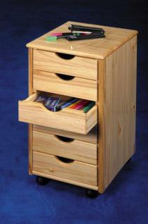 rollcontainer kiefer online bestellen bei yatego. Black Bedroom Furniture Sets. Home Design Ideas