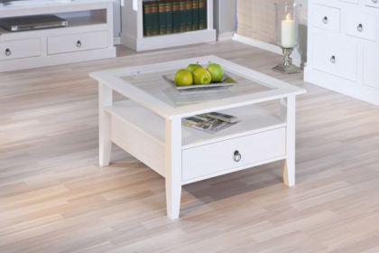 couchtisch glasplatte schublade g nstig bei yatego. Black Bedroom Furniture Sets. Home Design Ideas