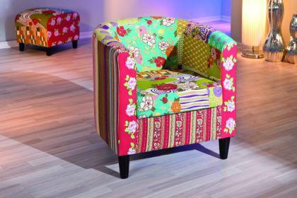 bunte sessel g nstig m belideen. Black Bedroom Furniture Sets. Home Design Ideas