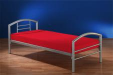 Bett silberfarben 2 Größen R-Arosa