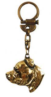 Staffordshire Terrier Bullterier Schlüsselanhänger - Vorschau 2