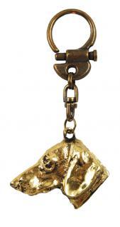 Dackel Teckel Schlüsselanhänger Anhänger - Vorschau 2