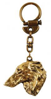 Barzoi Barsoi Schlüsselanhänger Anhänger - Vorschau 2