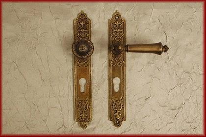 Antiker Beschlag Türgriff für alte und neue Türen