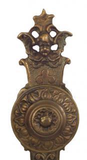 Barock antike Löwenkopf Türklinke Bronze - Vorschau 3