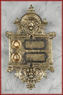 Barock antik Stil Klingel - Vorschau 1