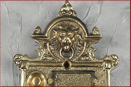 Barock antik Stil Klingel - Vorschau 2
