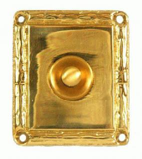 Klingel Art Deco Klingeltaster Klingelplatte - Vorschau