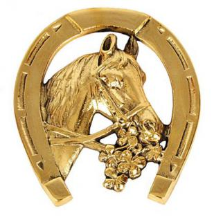 Hufeisen Pferdekopf