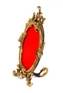 Jugendstil Bilderrahmen Rahmen gold - Vorschau 2