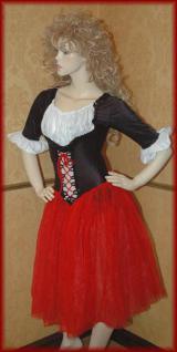 Mittelalter Kostüm Tanzkleid S