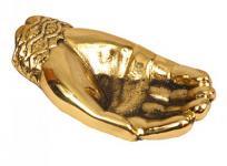 Aschenbecher Hand