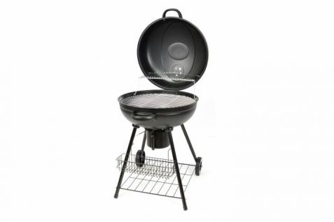 Kugelgrill Holzkohlegrill BBQ BARBECUE Grill Grillwagen