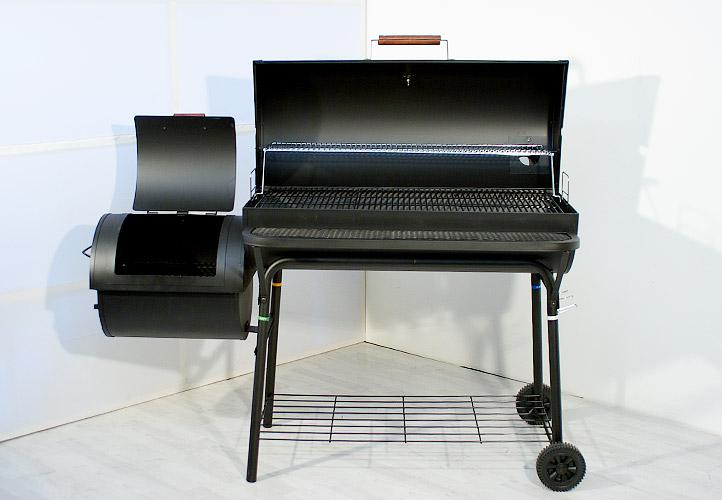 bbq grill smoker gartengrill holzkohle 95 cm rost kaufen bei belan gmbh. Black Bedroom Furniture Sets. Home Design Ideas
