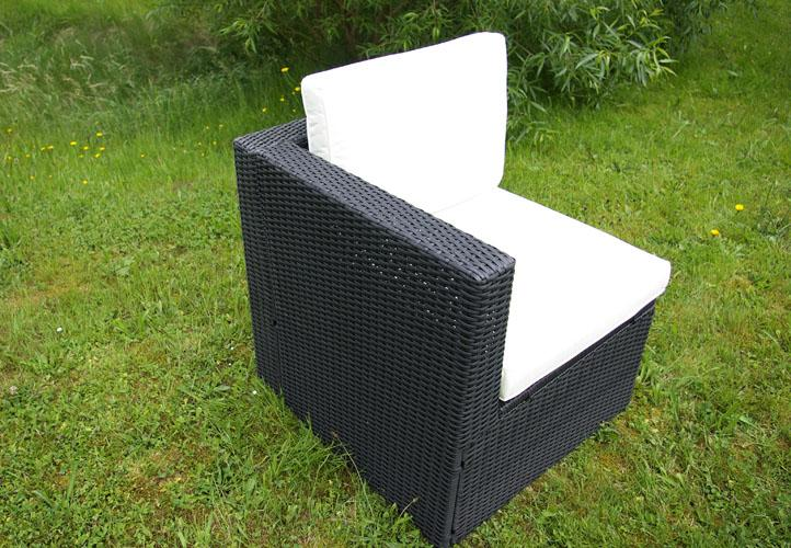 gartenm bel 3tlg sitzgruppe poly rattan lounge garten garnitur couch creme kaufen bei belan gmbh. Black Bedroom Furniture Sets. Home Design Ideas