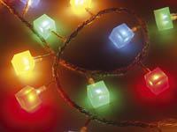 Party Lichterkette Eiswürfel - Vorschau 2