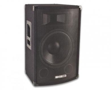 """PA/Disco Box VD 2-WEG 15"""" / 600W"""