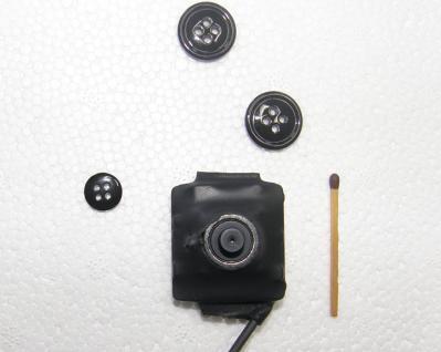 Mobile Mini WLAN Kamera HD720p Nadelör