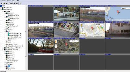 3G/UMTS GPS KFZ-Rekorder 4-Kanal! - Vorschau 4