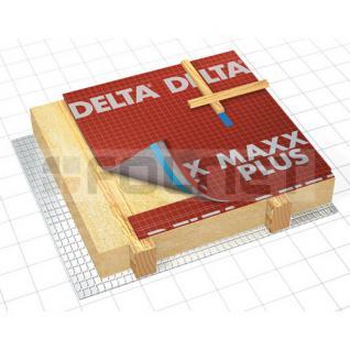 Dörken Delta-maxx PLUS / Unterspannbahn / Unterdeckbahn / 75m²