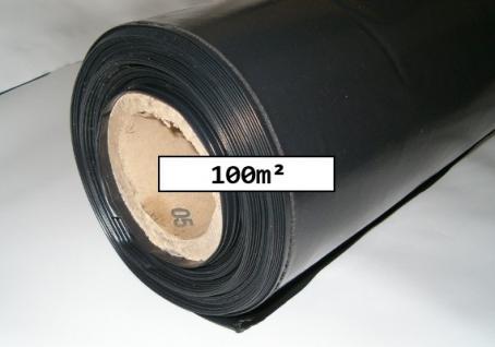 Baufolie 0, 20mm - 100m² - Vorschau