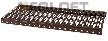 Stahl Dachtritt Laufrost 40cm Einzelelement