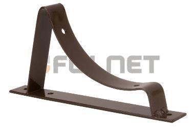 Laufstegstütze Laufroststütze für Plattdach/Trapezblech
