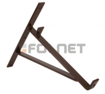 Laufstegstütze Laufroststütze für Schornstein/Wand - Vorschau 1
