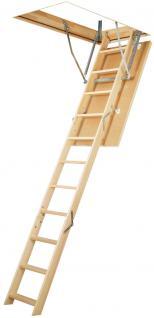 Gedämmte Bodentreppe, Speichertreppe, Dachbodentreppe / Viele Größen / Neu!